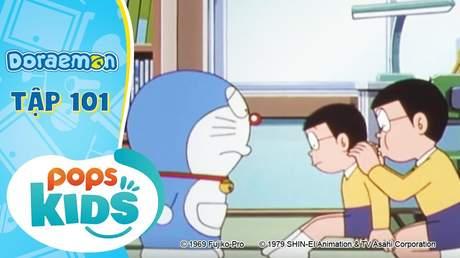 Doraemon S2 - Tập 101: Bong bóng sinh đôi
