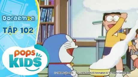 Doraemon S2 - Tập 102: Máy tạo mây kẹo bông