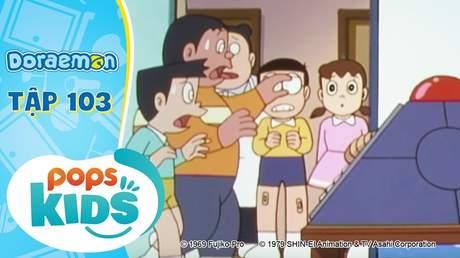 Doraemon S2 - Tập 103: Tảng đá thần của mẹ