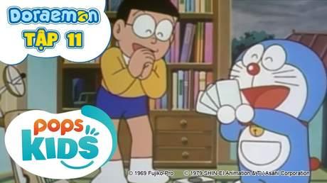 Doraemon S1 - Tập 11: Máy hút chữ