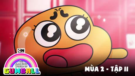 Gumball S2 - Tập 11: Những lời nói thẳng