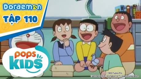 Doraemon S3 - Tập 110: Chiếc hộp đưa thư