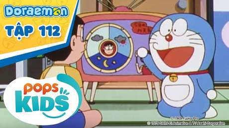 Doraemon S3 - Tập 112: Máy dự báo cảm xúc
