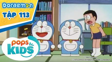 Doraemon S3 - Tập 113: Chiếc búa giúp phân thân