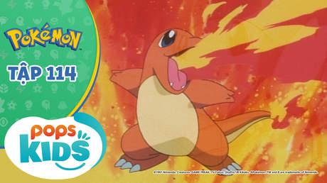 Pokémon S3 - Tập 114: Wakaba thị trấn cuồng phong