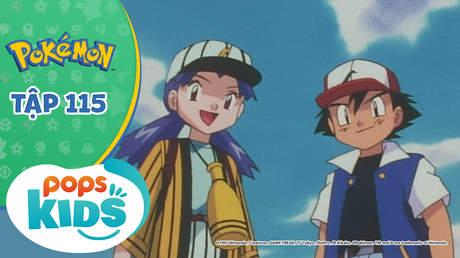 Pokémon S3 - Tập 115: Chicorita của Rookie