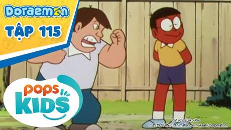 Doraemon S3 - Tập 115: Áo giáp Siegfried