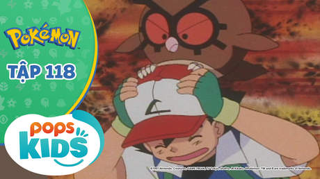 Pokémon S3 - Tập 118: Hoho và khu rừng kỳ bí