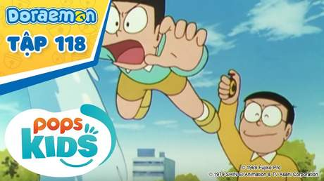Doraemon S3 - Tập 118: Đồng hồ ngưng đọng thời gian