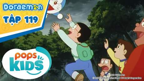 Doraemon S3 - Tập 119: Quả banh tìm người