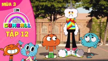 Gumball S3 - Tập 12: Khoảng không vô định