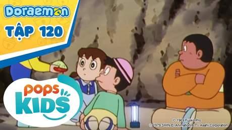 Doraemon S3 - Tập 120: Chiếc nón xuyên thấu