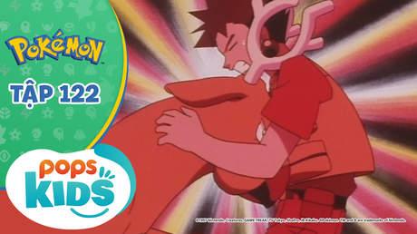 Pokémon S3 - Tập 122: Odoshishi khu rừng ảo giác