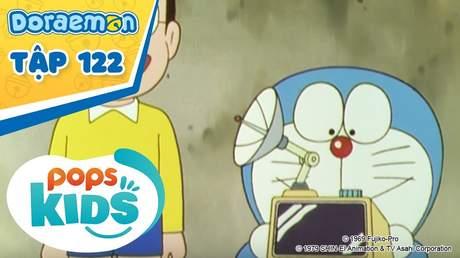 Doraemon S3 - Tập 122: Chịu đấm ăn xôi