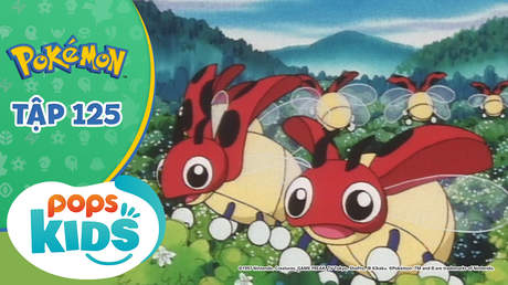 Pokémon S3 - Tập 125: Chiếc còi của Rediba