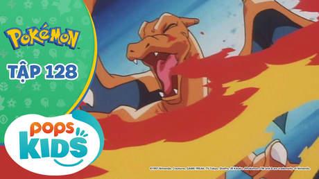 Pokémon S3 - Tập 128: Nhà thi đấu Kikyou - Trận chiến trên không