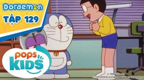 Doraemon S3 - Tập 129: Con muỗi hút trí nhớ