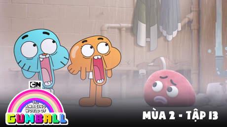 Gumball S2 - Tập 13: Đầu lâu
