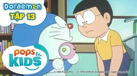 Doraemon S1 - Tập 13: Tuyển thủ số 1