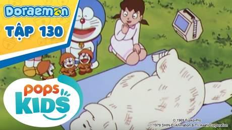 Doraemon S3 - Tập 130: Biệt đội cứu hộ Minidora hành động