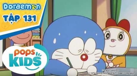 Doraemon S3 - Tập 131: Ngôi nhà vui vẻ của Doraemi