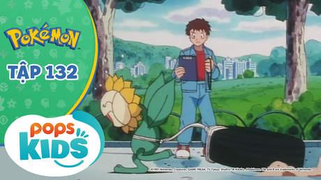 Pokémon S3 - Tập 132: Đại hỗn loạn trong cuộc thi Kimawari