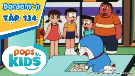 Doraemon S3 - Tập 134: Cùng đi vào bản đồ địa lý
