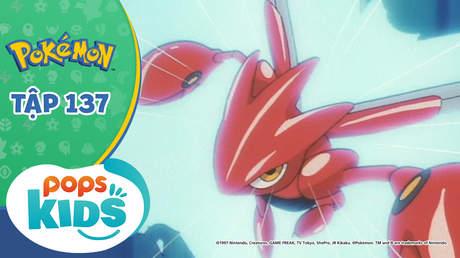Pokémon S3 - Tập 137: Thi đấu Hassam vs Heracros