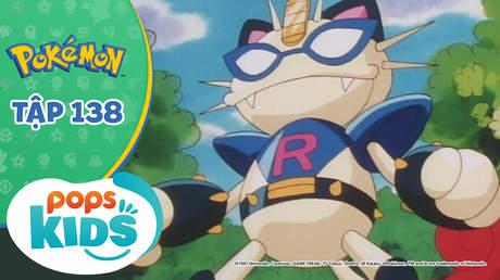 Pokémon S3 - Tập 138: Thu phục Hinoarashi