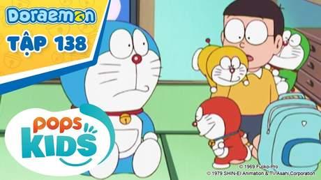 Doraemon S3 - Tập 138: Đội Doramini trong lúc cho mượn