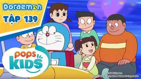 Doraemon S3 - Tập 139: Truy tìm thỏ ngọc trên cung trăng