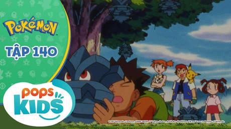 Pokémon S3 - Tập 140: Kunugidama và quả sồi cầu - Trận chiến sau núi