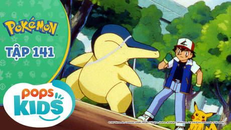 Pokémon S3 - Tập 141: Nhà thi đấu Hiwada - Trận chiến trong rừng sâu