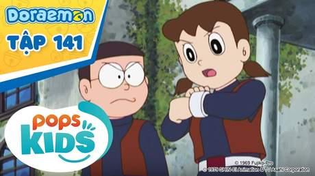 Doraemon S3 - Tập 141: Shizuka làm điệp viên siêu hạng