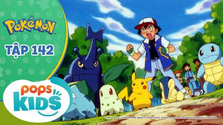 Pokémon S3 - Tập 142: Khu rừng Ubame - Đi tìm Kamonegi