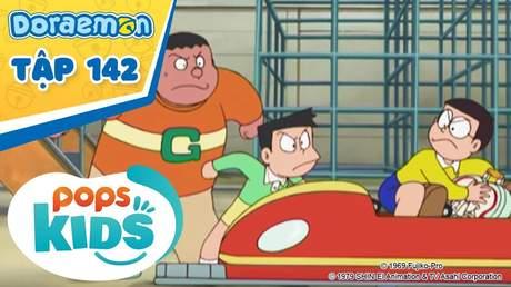 Doraemon S3 - Tập 142: Tàu lượng siêu tốc