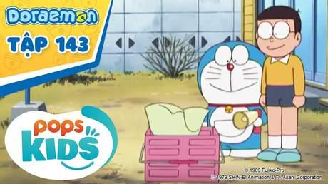 Doraemon S3 - Tập 143: Nhãn dán hàng độc và lạ