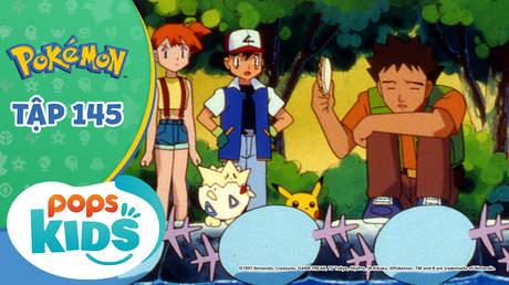Pokémon S3 - Tập 145: Tràn ngập Upah!