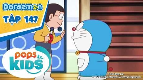 Doraemon S3 - Tập 147: Micro thay lời muốn nói