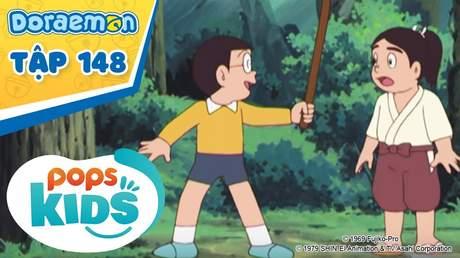 Doraemon S3 - Tập 148: Nobita gặp Ushiwakamaru