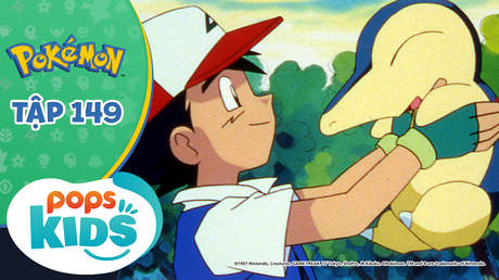 Pokémon S3 - Tập 149: Airmd vs Hinoarashi - Đôi cánh thép