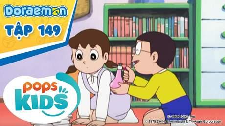 Doraemon S3 - Tập 149: Bình xịt bum-mê-răng