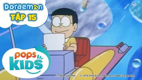 Doraemon S1 - Tập 15: Cổ máy thời gian