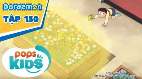 Doraemon S3 - Tập 150: Đèn chiếu bảo vệ các sinh vật