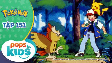 Pokémon S3 - Tập 151: Thu phục Yorunozuku