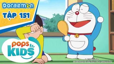 Doraemon S3 - Tập 151: Chiếc gương biến đổi hình dạng