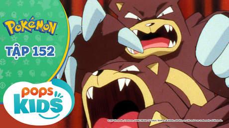 Pokémon S3 - Tập 152: Ringuma đột kích