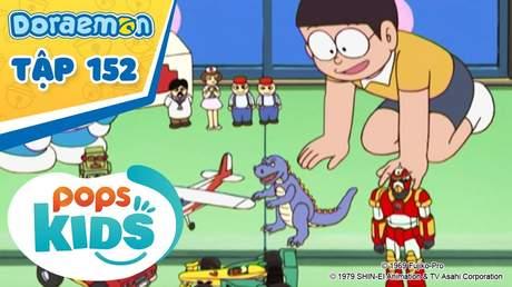 Doraemon S3 - Tập 152: Thành phố đồ chơi