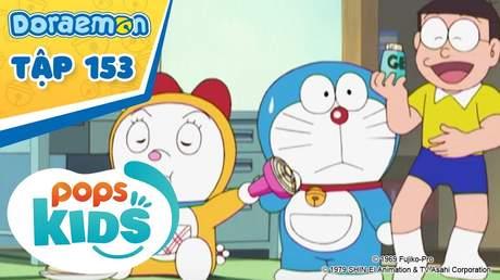 Doraemon S3 - Tập 153: Hũ tiêu gây cười