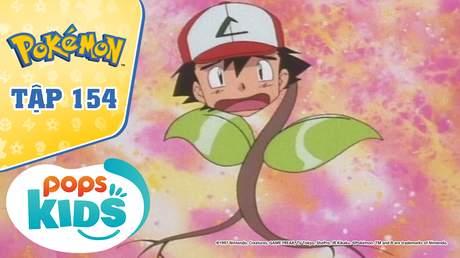 Pokémon S4 - Tập 154: Bói Pokémon? Đại hỗn chiến!